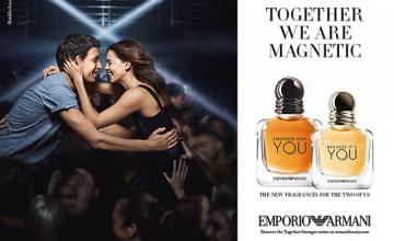 Спечелете новите парфюми на Emporio Armani