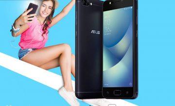 Спечелете смартфон Asus ZenFone 4 Max