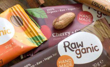 Спечелете вкусна кутия с Rawganic