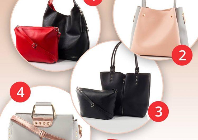 Спечелете четири дамски чанти