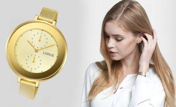 Спечелете дамски часовник Lorus