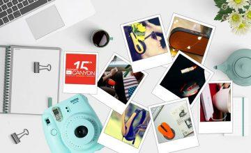 Спечелете фотоапарат за моментни снимки FUJIFILM INSTAX MINI 9
