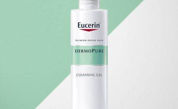 Спечелете измиваш гел Eucerin DERMOPURE