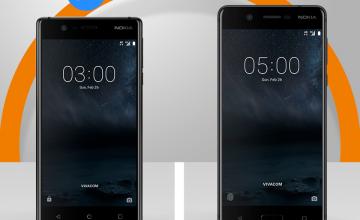 Спечелете 5 смартфона Nokia 8