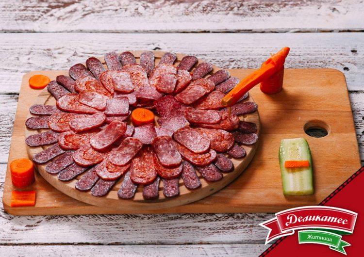 Спечелете вкусни мезета всеки ден от Деликатес Житница