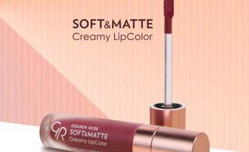 Спечелете червило Soft&Matte в цвят по избор от Golden Rose