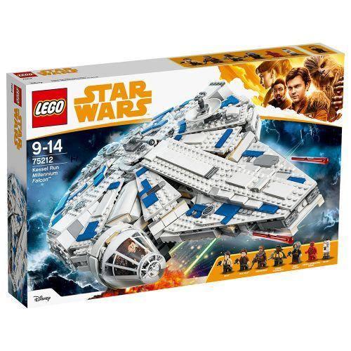 """Спечелете LEGO макет от филма """"Соло: История от Междузвездни Войни"""""""