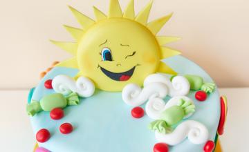 Спечелете детска торта