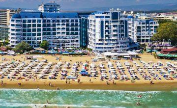 Спечелете луксозен двудневен пакет за двама в хотел Чайка Ризорт 4*, Слънчев бряг