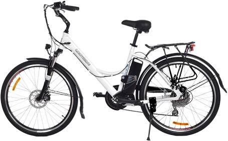 Спечелете 20 електрически велосипеда