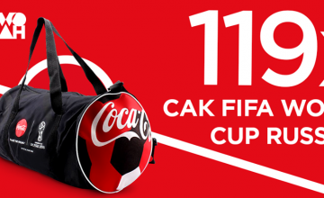 Спечелете топки, раници, сакове, слушалки и още награди от Coca Cola