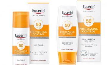Спечелете защита и видим подмладяващ ефект в една стъпка от Eucerin