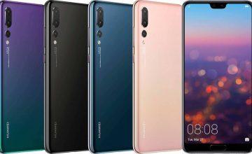 Спечелете смартфон Huawei P20