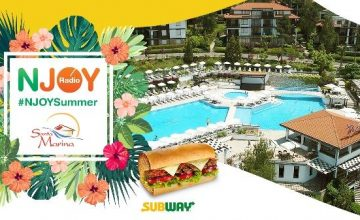 Спечелете награди от Subway, хотел Свети Иван Рилски, Банско и Tasectan на Montavit