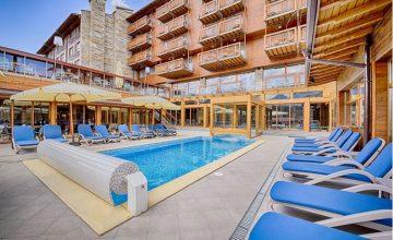 Спечелете почивка за двама в Катарино СПА Хотел