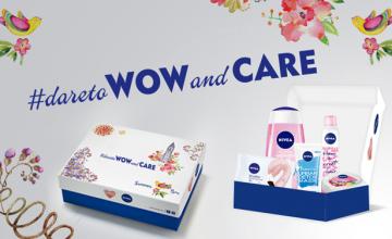 Стани посланик на Nivea и получавай всеки месец козметични продукти
