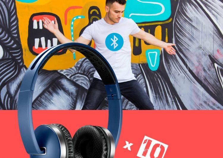 Спечелете 20 чифта сгъваеми Bluetoothслушалки Canyon