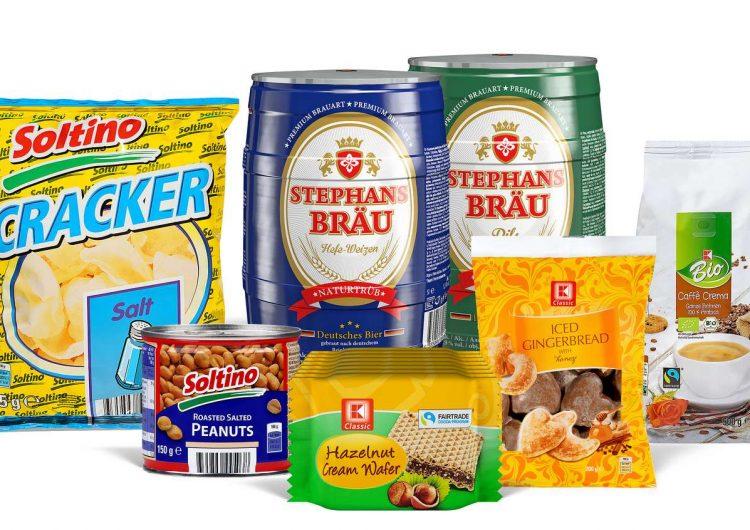 Спечелете 10 комплекта с немски продукти от Kaufland