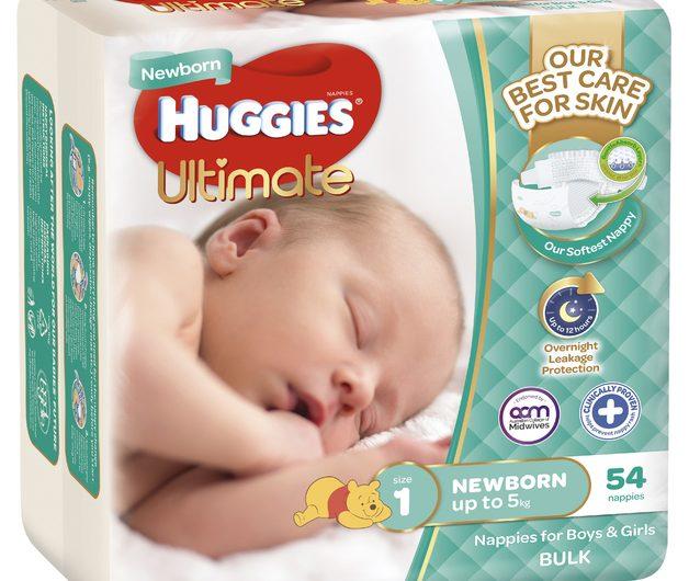 Спечелете продукти Huggies® за Вашето бебе