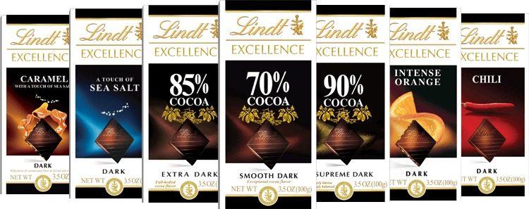 Спечелете шоколадови награди от Lindt EXCELLENCE
