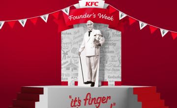 Спечелете 30 кофи с пиле KFC и още изненади