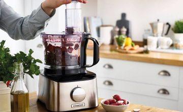 Спечелете кухненски робот Kenwood Multipro Compact FDM301SS