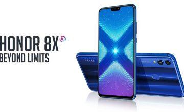 Спечелете смартфон Honor 8X и 2 фитнес гривни
