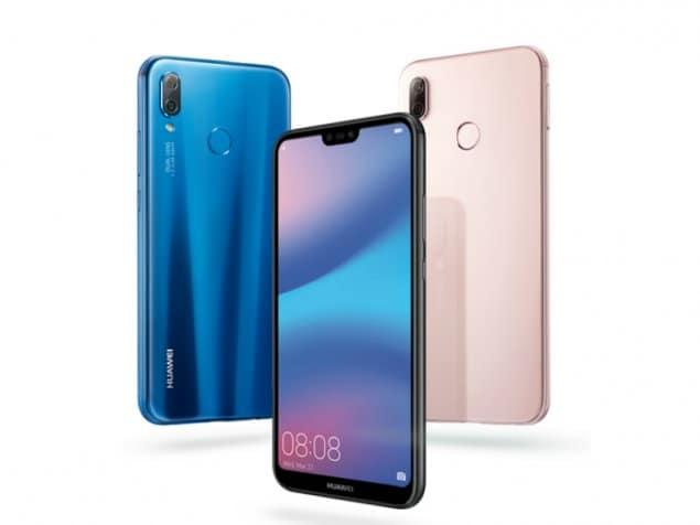 Спечели смартфон Huawei P20 Lite