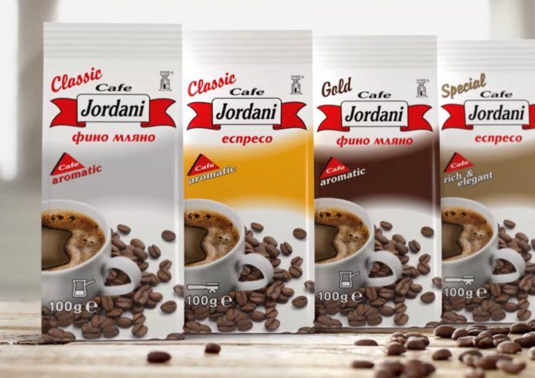 Спечелете 20 пакета кафе Jordani Classic