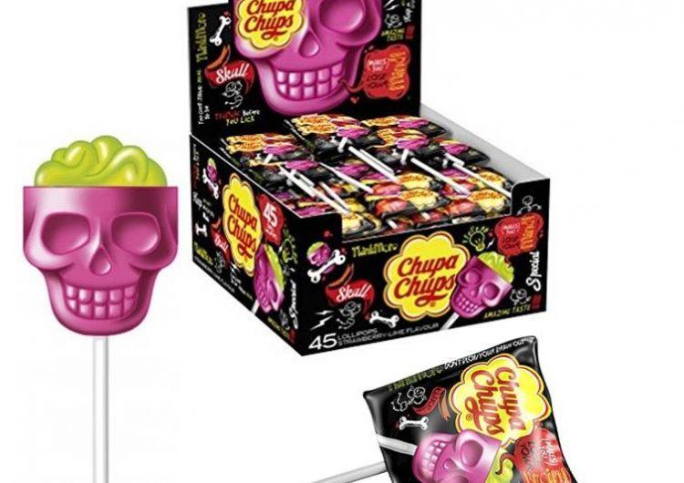 Спечелете чудесни раници Chupa Chups Skull