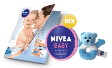 Спечелете 10 комплекта NIVEA BABY