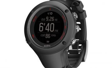 Спечелете смарт часовник Suunto Ambit3 Run Black, 20 ваучера по 50 лева и 10 тениски NN