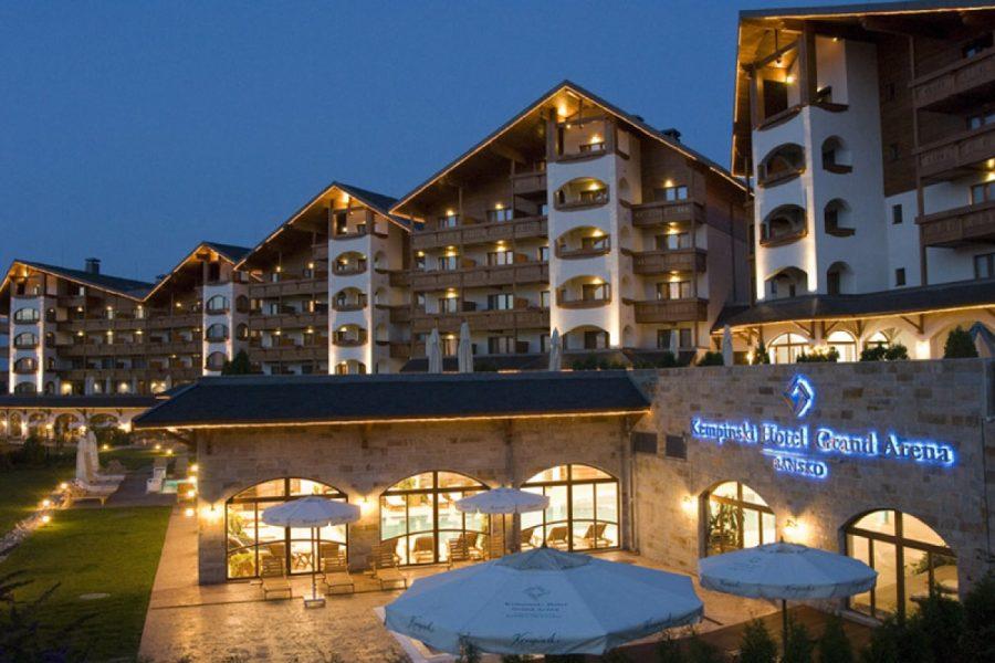 Спечелете всяка седмица уикенд в Кемпински Хотел Гранд Арена Банско