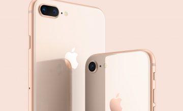 Спечелете 3 смартфона iPhone 8 и 990 Bluetooth колонки