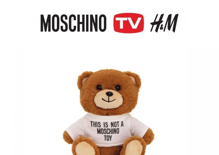 Спечелете 20 награди от MOSCHINO[tv]H&M