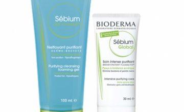 Спечелете 10 комплекта Sébium от Bioderma