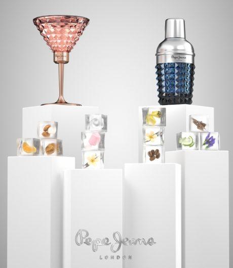 Спечелете новият дамски аромат PEPE JEANS