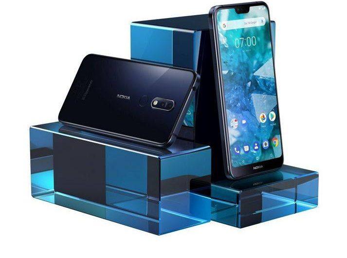 Спечелете смартфон Нокиа 7.1