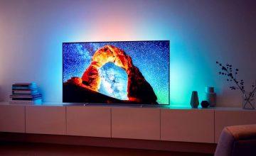 Спечелете 55-инчов телевизор Philips
