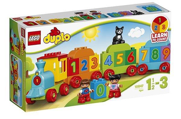 Спечелете три конструктора LEGO® DUPLO®
