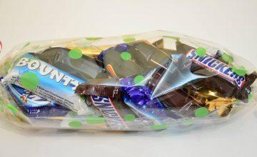 Спечелете шоколадов микс от Twix, Mars, Bounty, Snickers, Milky Way