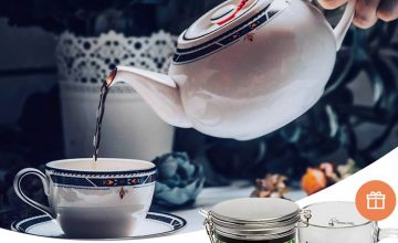 Спечелете чудесни награди от чай Ботаникъл