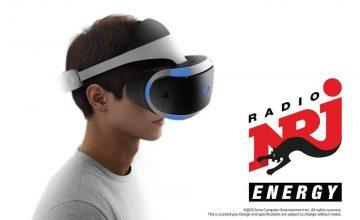 Спечели система за виртуална реалност PlayStation VR