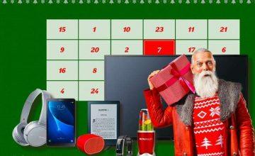 Спечелете всеки ден чудесни награди от коледния календар на Kaufland