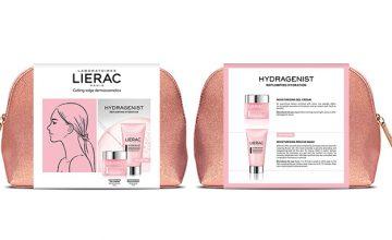Спечелете козметичен комплект Hydragenist на Lierac