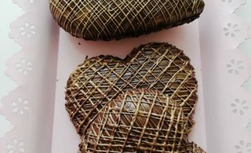 Спечелете уникално шоколадово сърце от Chicolatti