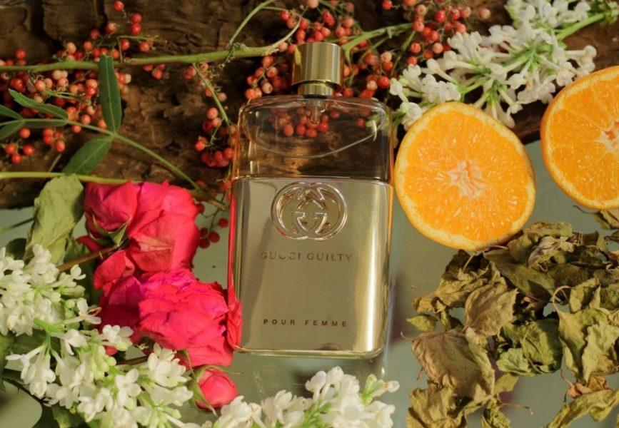 Спечелете новият чудесен аромат GUCCI GUILTY POUR FEMME