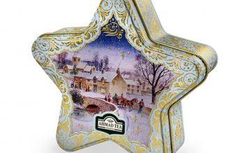 Спечелете чудесна метална кутия  с подбран чай Ahmad Tea