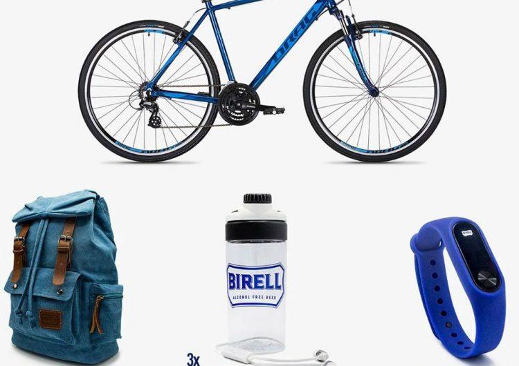 Спечелете велосипед Drag, смарт гривни и раници от Birell