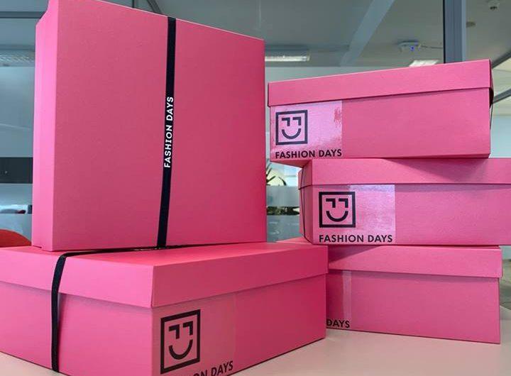 Спечелете пет кутии с изненади от Fashion Days